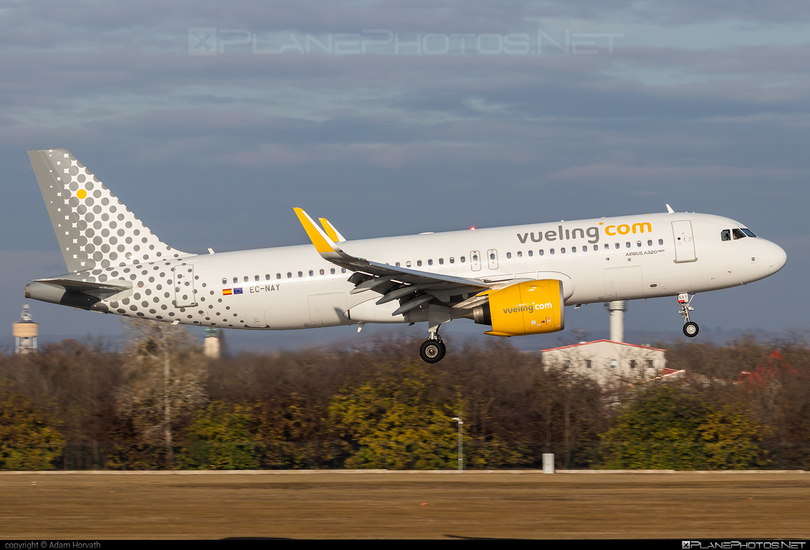 Airbus A320-271N - EC-NAY operated by Vueling Airlines #a320 #a320family #a320neo #airbus #airbus320 #vueling #vuelingairlines
