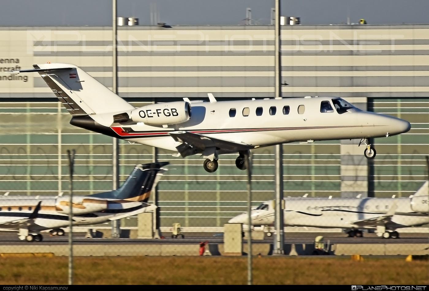 Cessna 525A Citation CJ2+ - OE-FGB operated by JetAlliance #cessna #cessna525 #cessna525a #cessnacitation #citationjet #citationjet2 #cj2plus