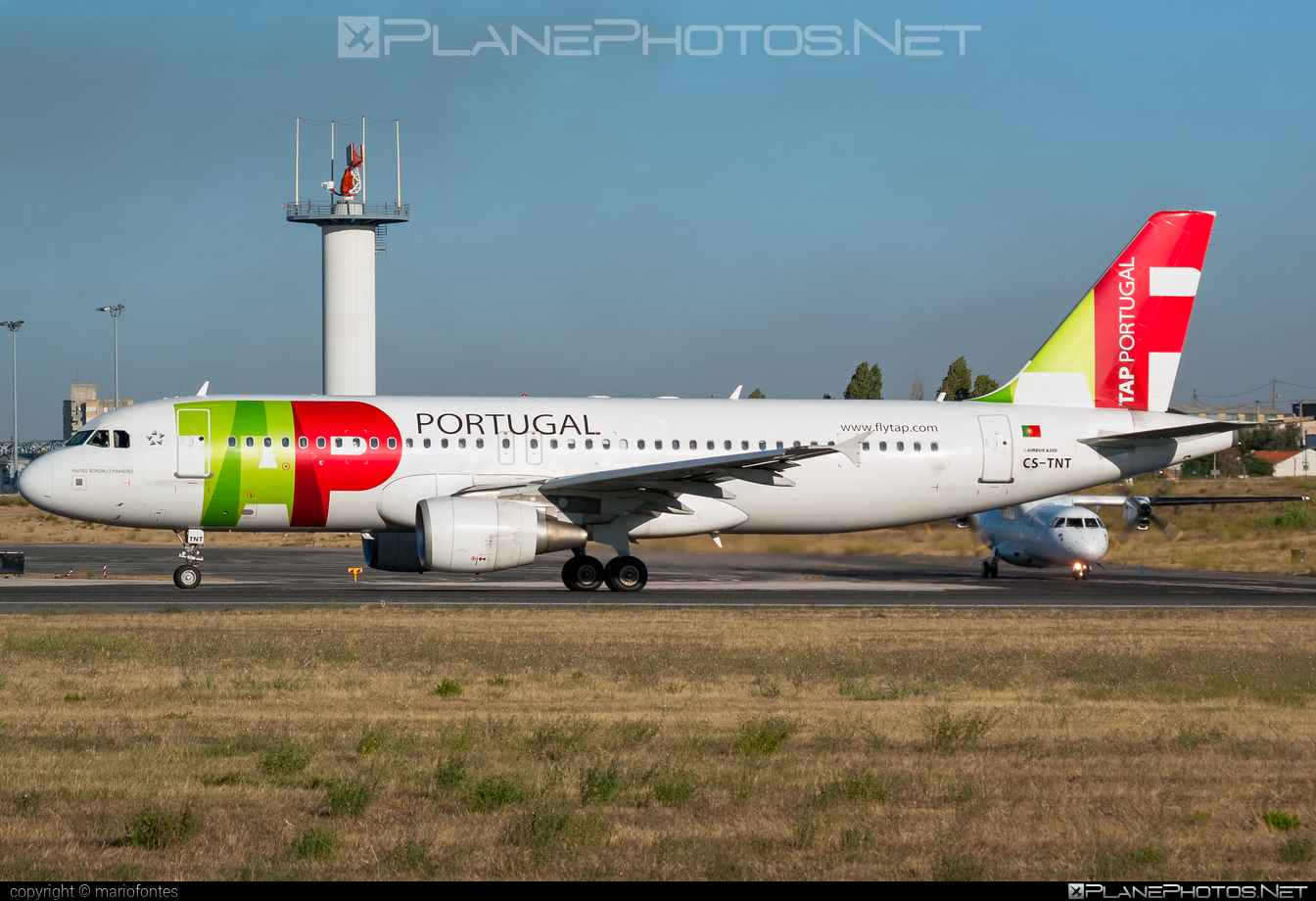 Airbus A320-214 - CS-TNT operated by TAP Portugal #a320 #a320family #airbus #airbus320