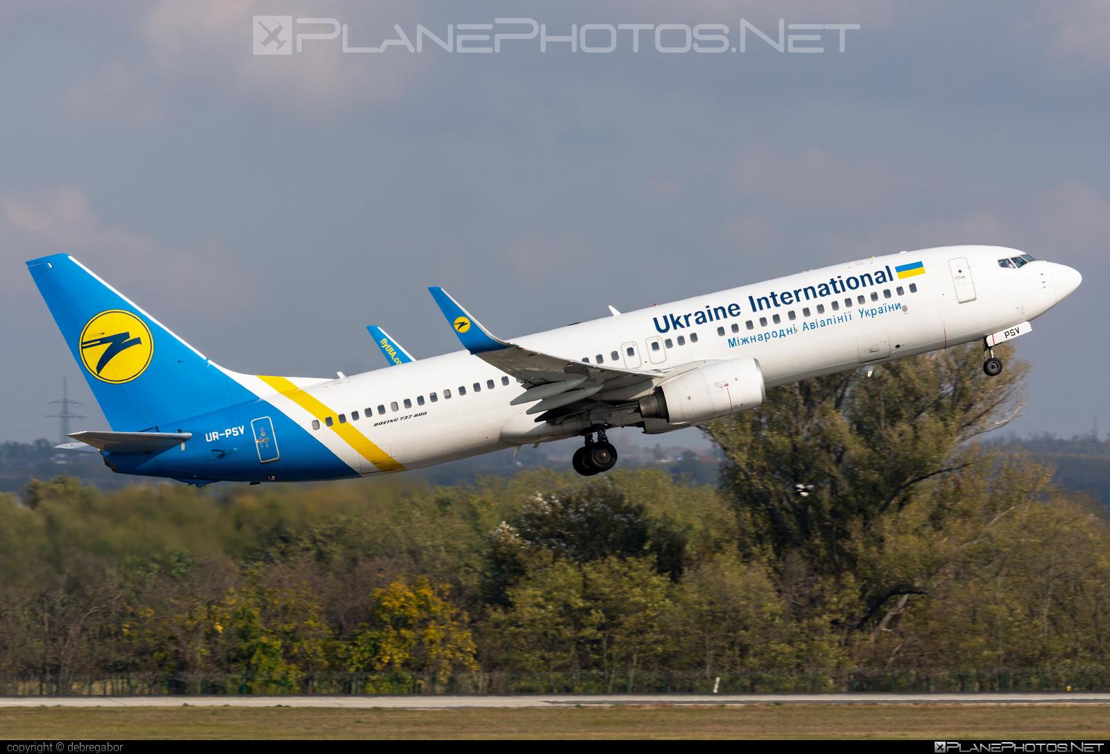 Boeing 737-800 - UR-PSV operated by Ukraine International Airlines #b737 #b737nextgen #b737ng #boeing #boeing737 #uia #ukraineinternationalairlines