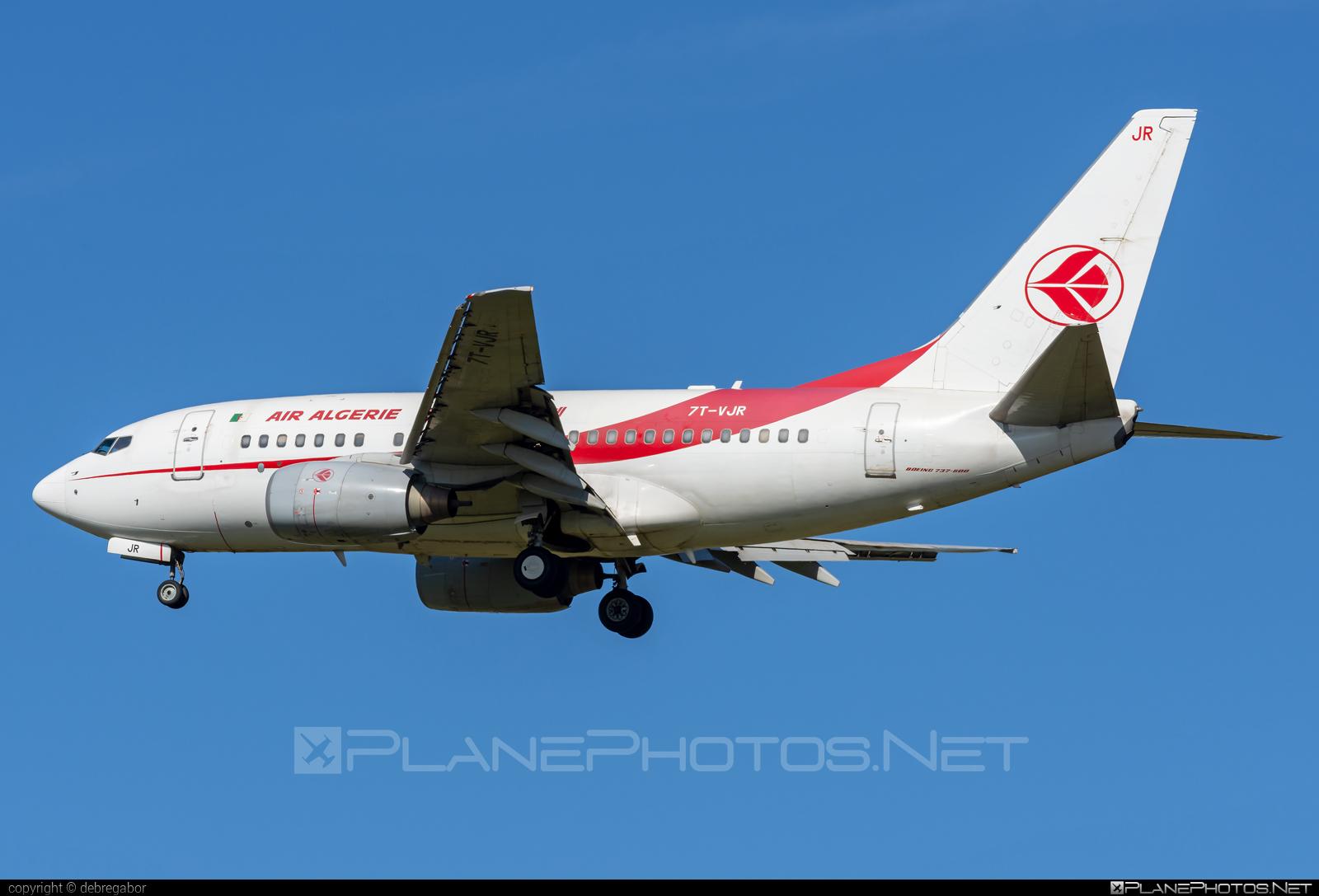 Boeing 737-600 - 7T-VJR operated by Air Algerie #b737 #b737nextgen #b737ng #boeing #boeing737