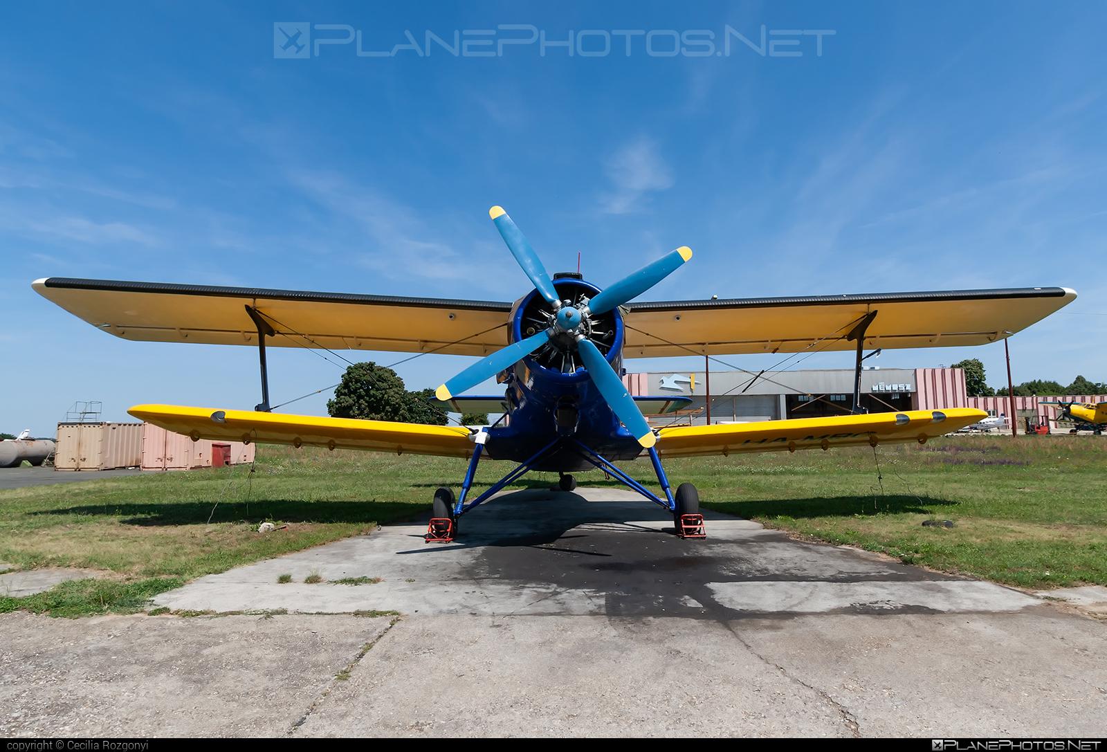PZL-Mielec An-2R - HA-MBC operated by Private operator #an2 #an2r #antonov2 #pzl #pzlmielec