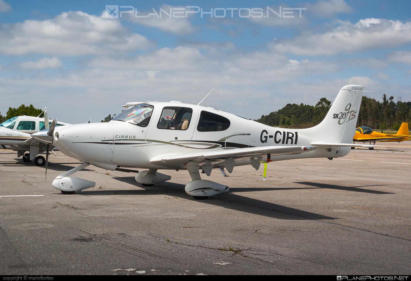 Cirrus SR20 GTS - G-CIRI operated by Private operator #cirrus #sr20 #sr20gts