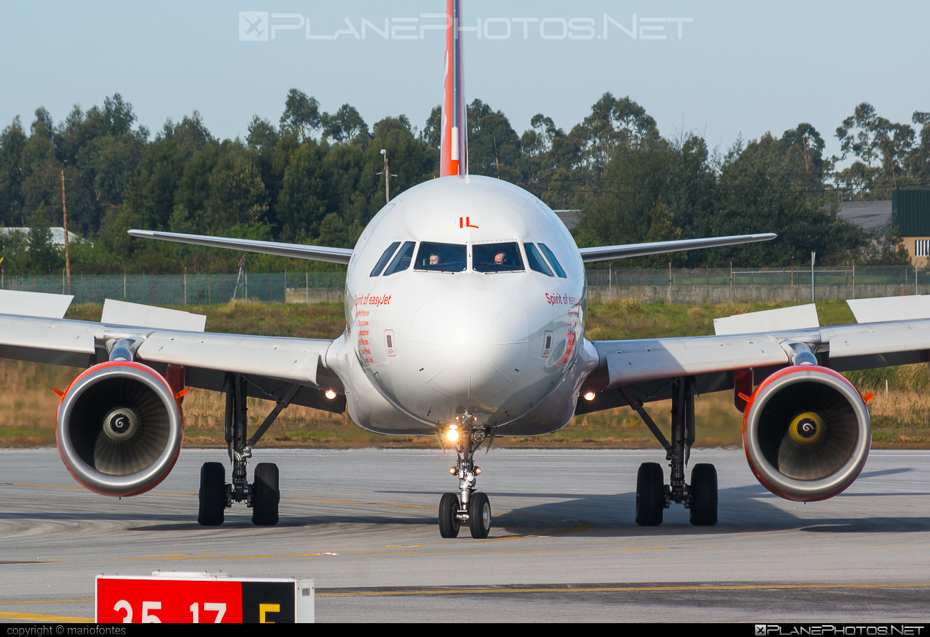 Airbus A319-111 - G-EZIL operated by easyJet #a319 #a320family #airbus #airbus319 #easyjet