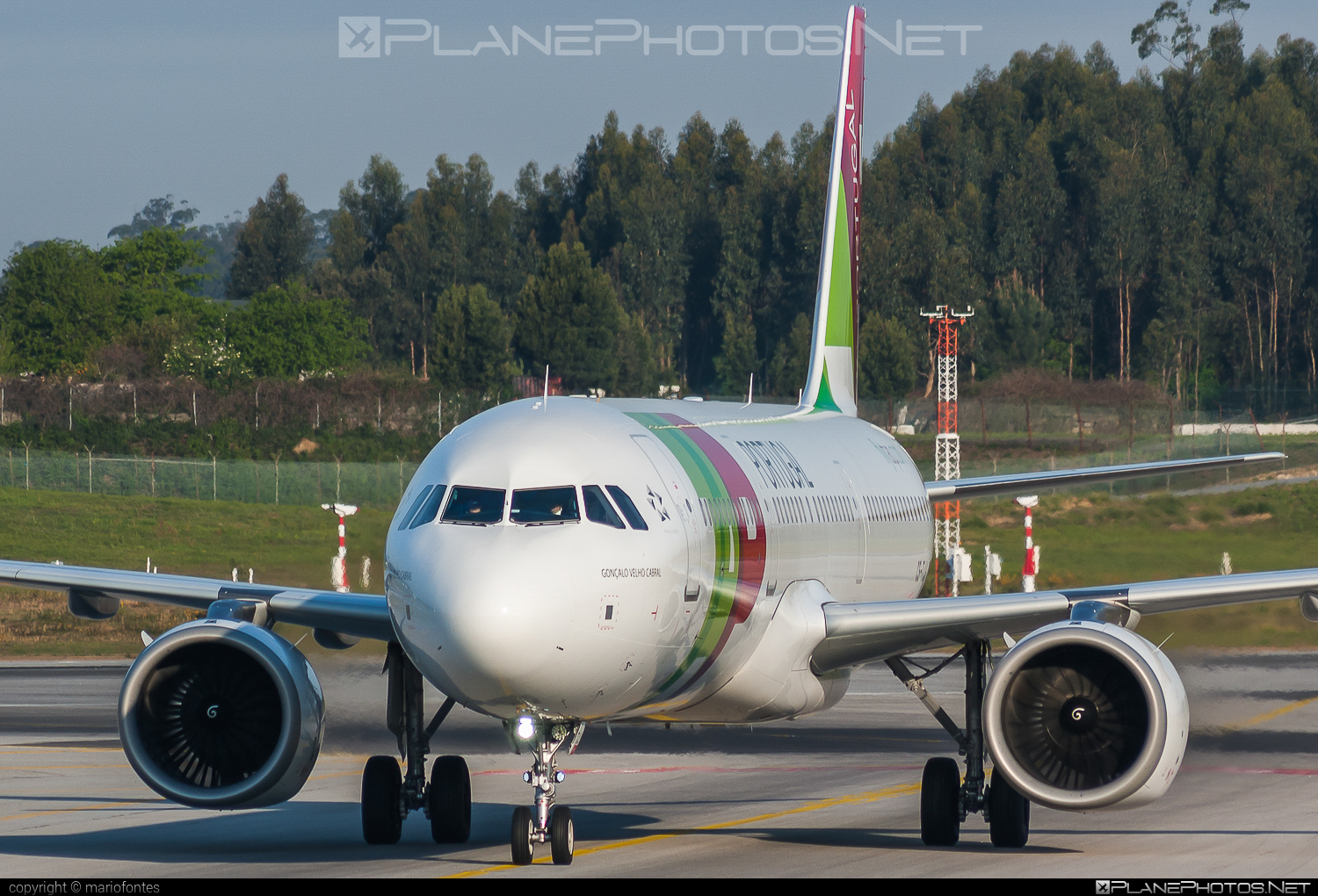 Airbus A321-251NX - CS-TJJ operated by TAP Portugal #a320family #a321 #a321neo #airbus #airbus321 #airbus321lr