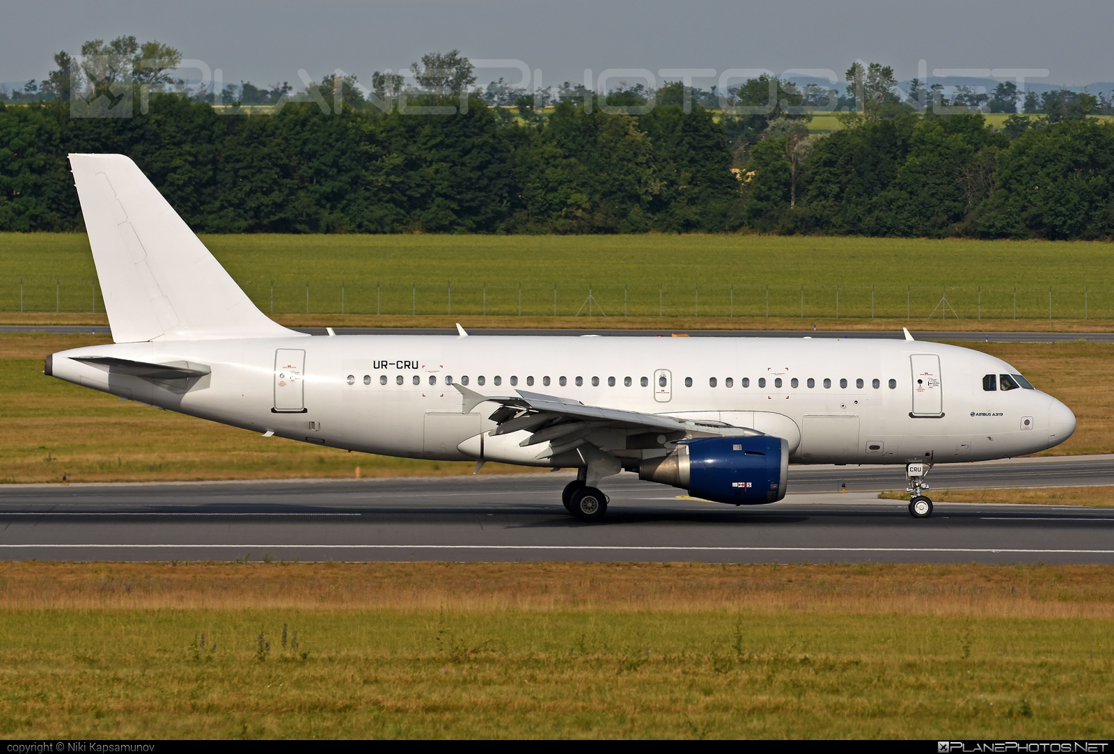 Airbus A319-114 - UR-CRU operated by Anda Air #a319 #a320family #airbus #airbus319