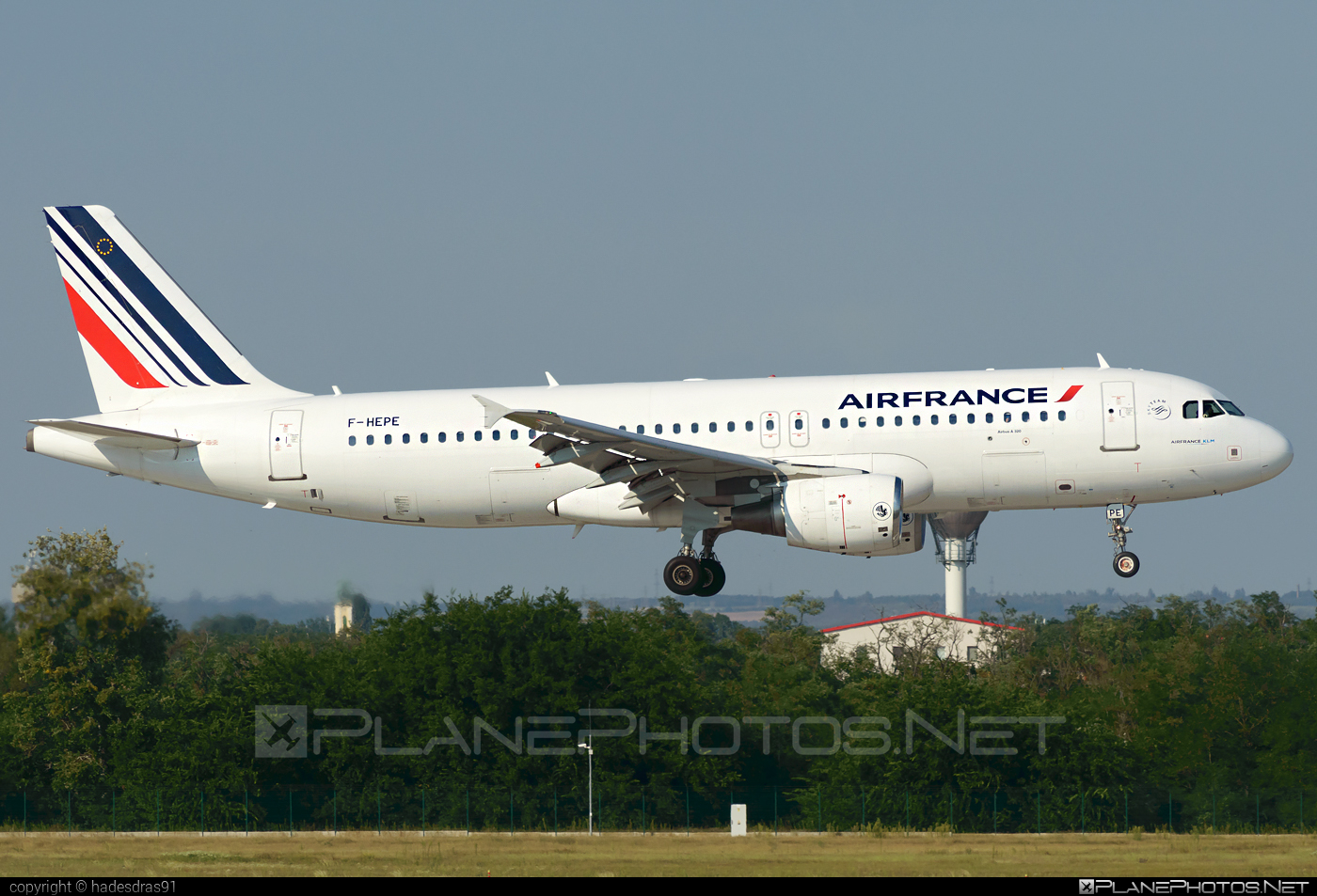 Airbus A320-214 - F-HEPE operated by Air France #a320 #a320family #airbus #airbus320 #airfrance