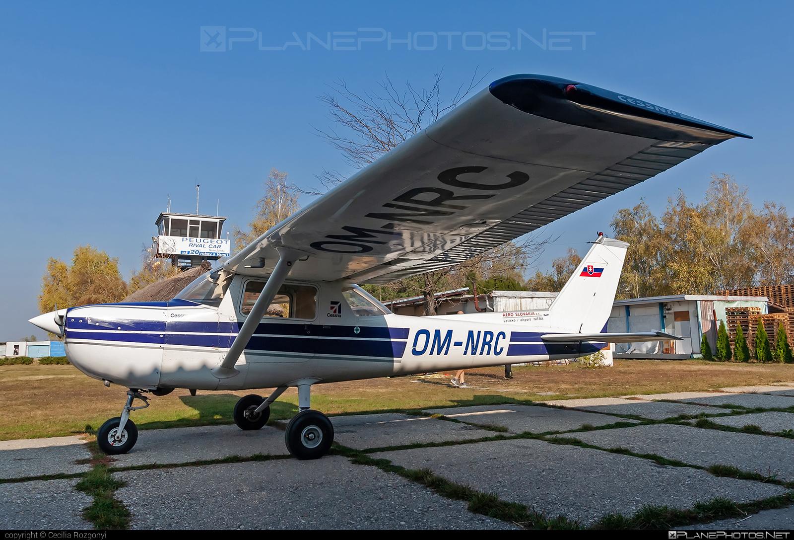 Reims F150M - OM-NRC operated by AERO SLOVAKIA #aeroslovakia #cessna150 #f150m #reims #reims150 #reimsf150 #reimsf150m