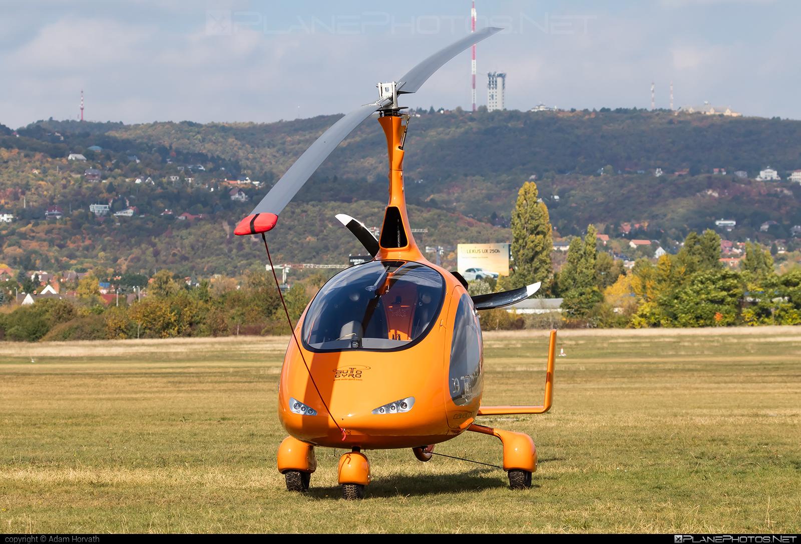 AutoGyro Cavalon - A66-GZB operated by Private operator #autogyro