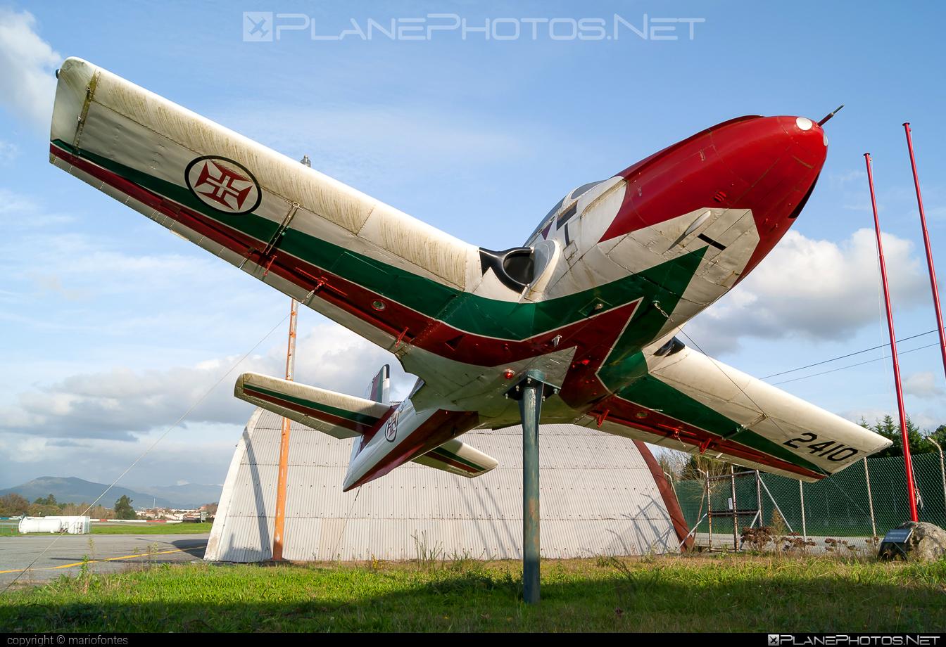 Cessna T-37C Tweet - 2410 operated by Força Aérea Portuguesa (Portuguese Air Force) #cessna #cessnat37 #cessnatweetybird #t37c #t37ctweet #t37tweet #t37tweetybird