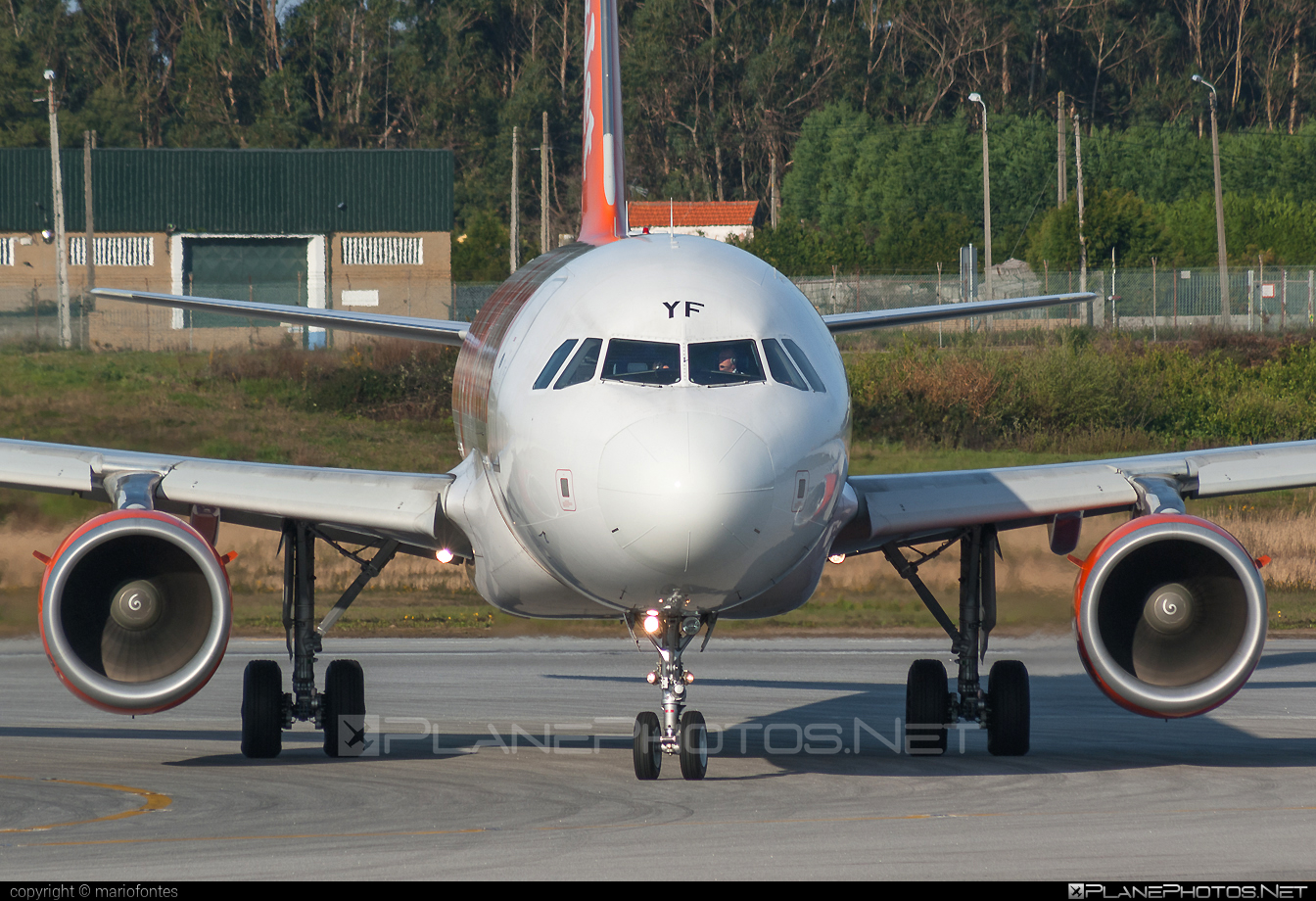 Airbus A319-111 - HB-JYF operated by easyJet Switzerland #a319 #a320family #airbus #airbus319 #easyjet #easyjetswitzerland