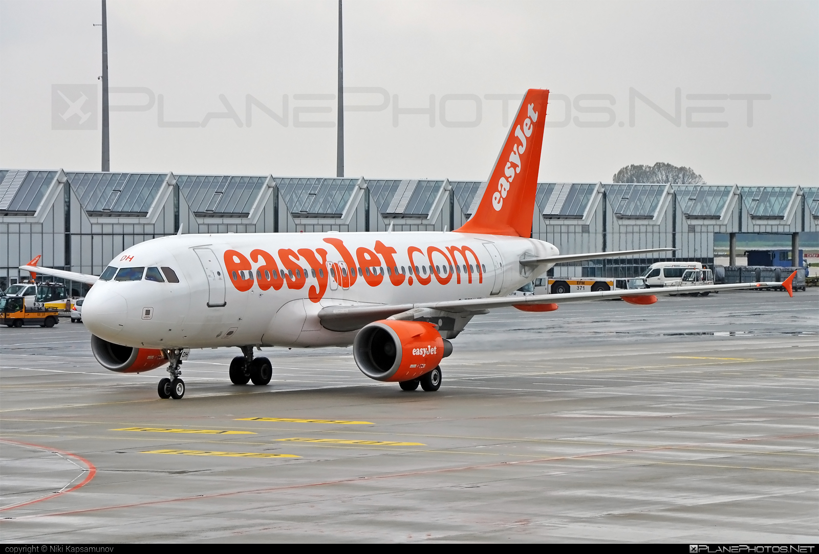 Airbus A319-111 - G-EZDH operated by easyJet #a319 #a320family #airbus #airbus319 #easyjet