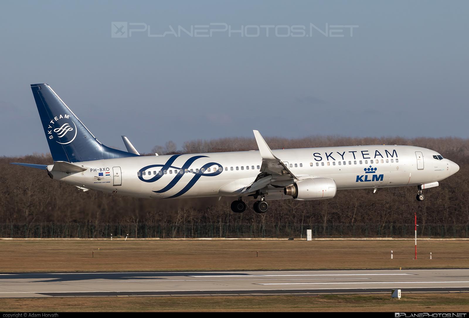 Boeing 737-900 - PH-BXO operated by KLM Royal Dutch Airlines #b737 #b737nextgen #b737ng #boeing #boeing737 #klm #klmroyaldutchairlines #royaldutchairlines #skyteam