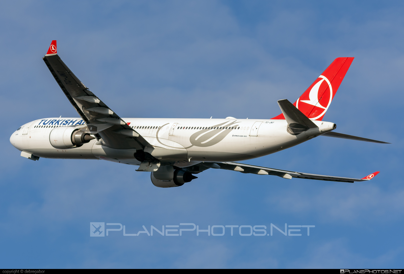 Airbus A330-303 - TC-JNT operated by Turkish Airlines #a330 #a330family #airbus #airbus330 #turkishairlines