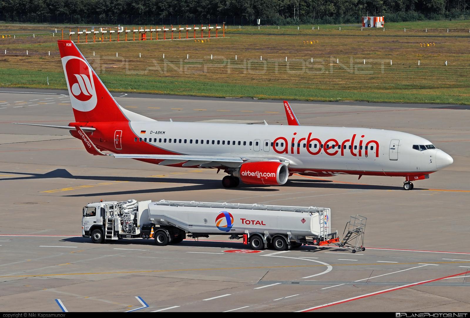 Boeing 737-800 - D-ABKM operated by TUIfly #b737 #b737nextgen #b737ng #boeing #boeing737 #tui #tuifly