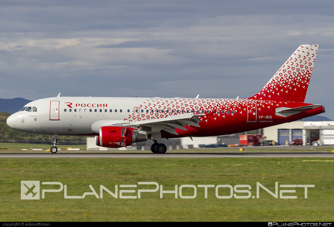 Airbus A319-111 - VP-BIQ operated by Rossiya Airlines #a319 #a320family #airbus #airbus319