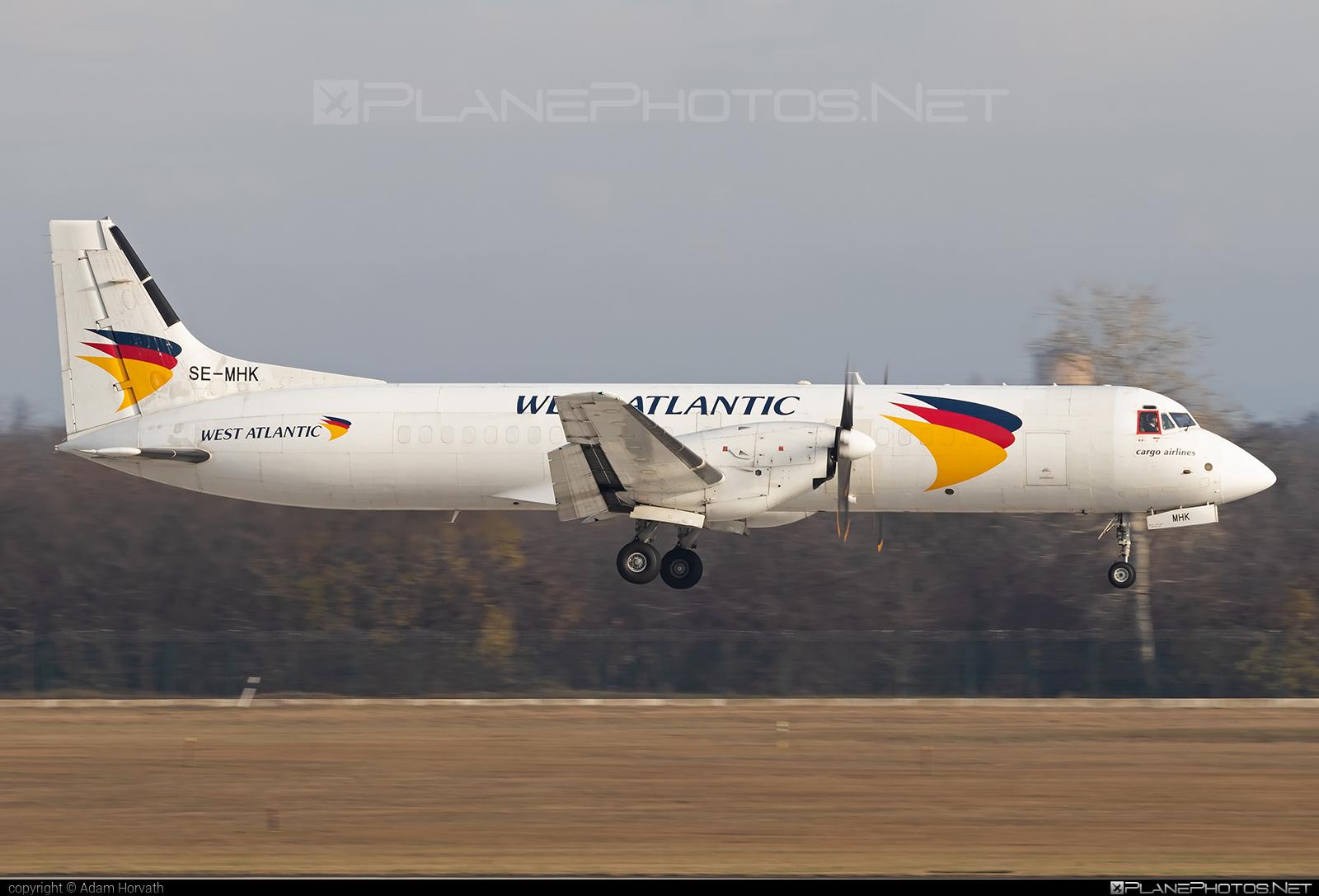 British Aerospace ATP - SE-MHK operated by West Atlantic #britishaerospace #westatlantic
