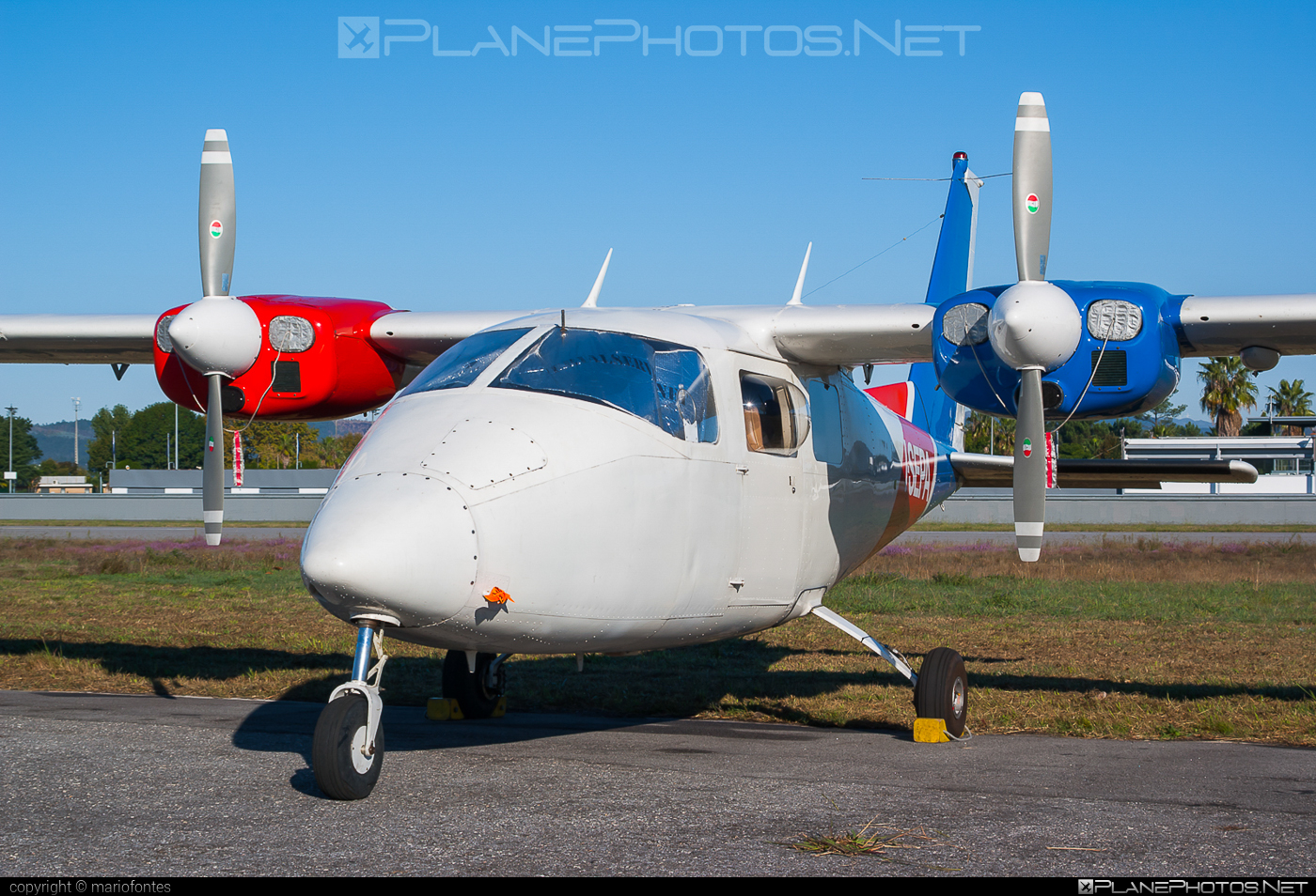 Partenavia P.68 Victor - I-SEPA operated by Private operator #p68victor #partenavia #partenaviap68 #partenaviap68victor #partenaviavictor
