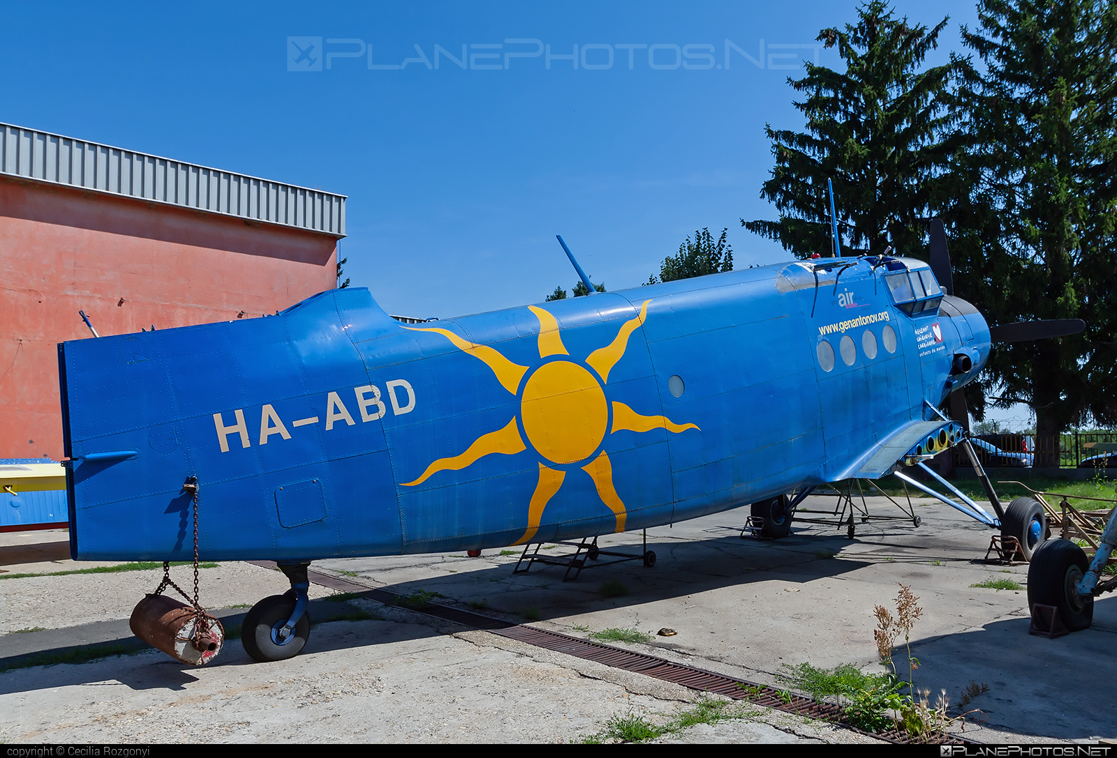 PZL-Mielec An-2TD - HA-ABD operated by Private operator #an2 #an2td #antonov2 #pzl #pzlmielec