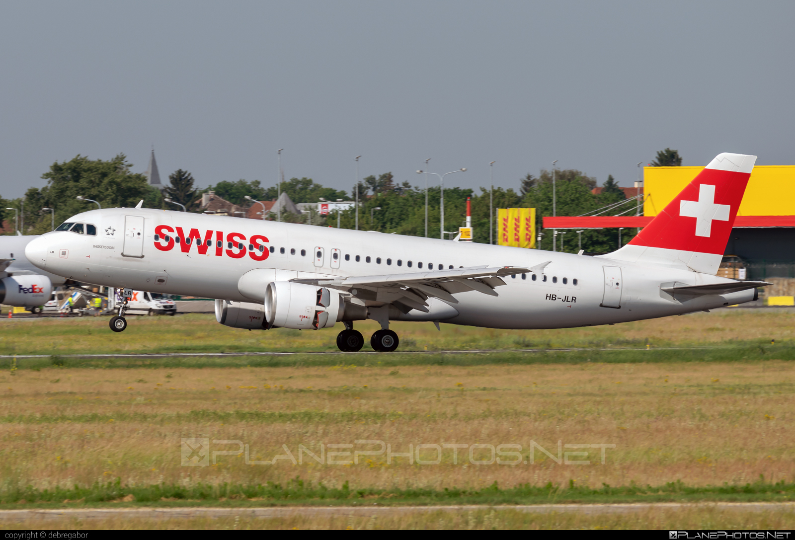 Airbus A320-214 - HB-JLR operated by Swiss International Air Lines #a320 #a320family #airbus #airbus320 #swiss #swissairlines