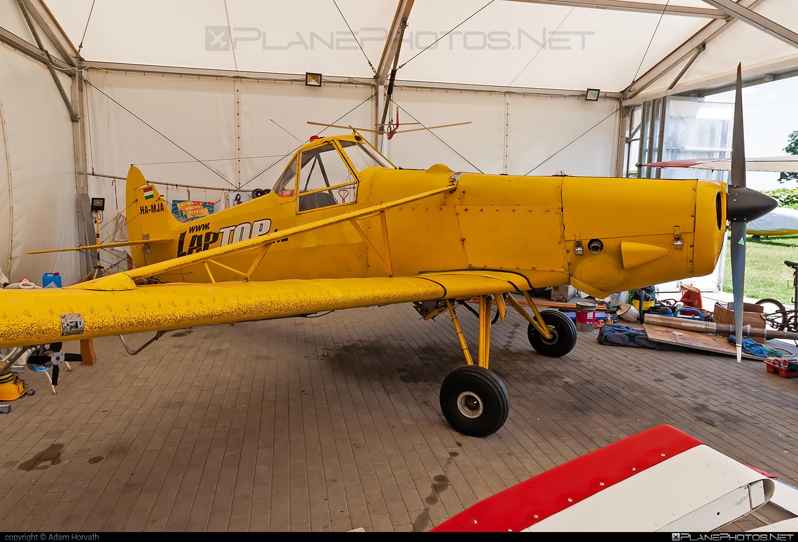 Piper PA-25-235 Pawnee B - HA-MJA operated by Aero Média Kft. #aeromediakft #piper