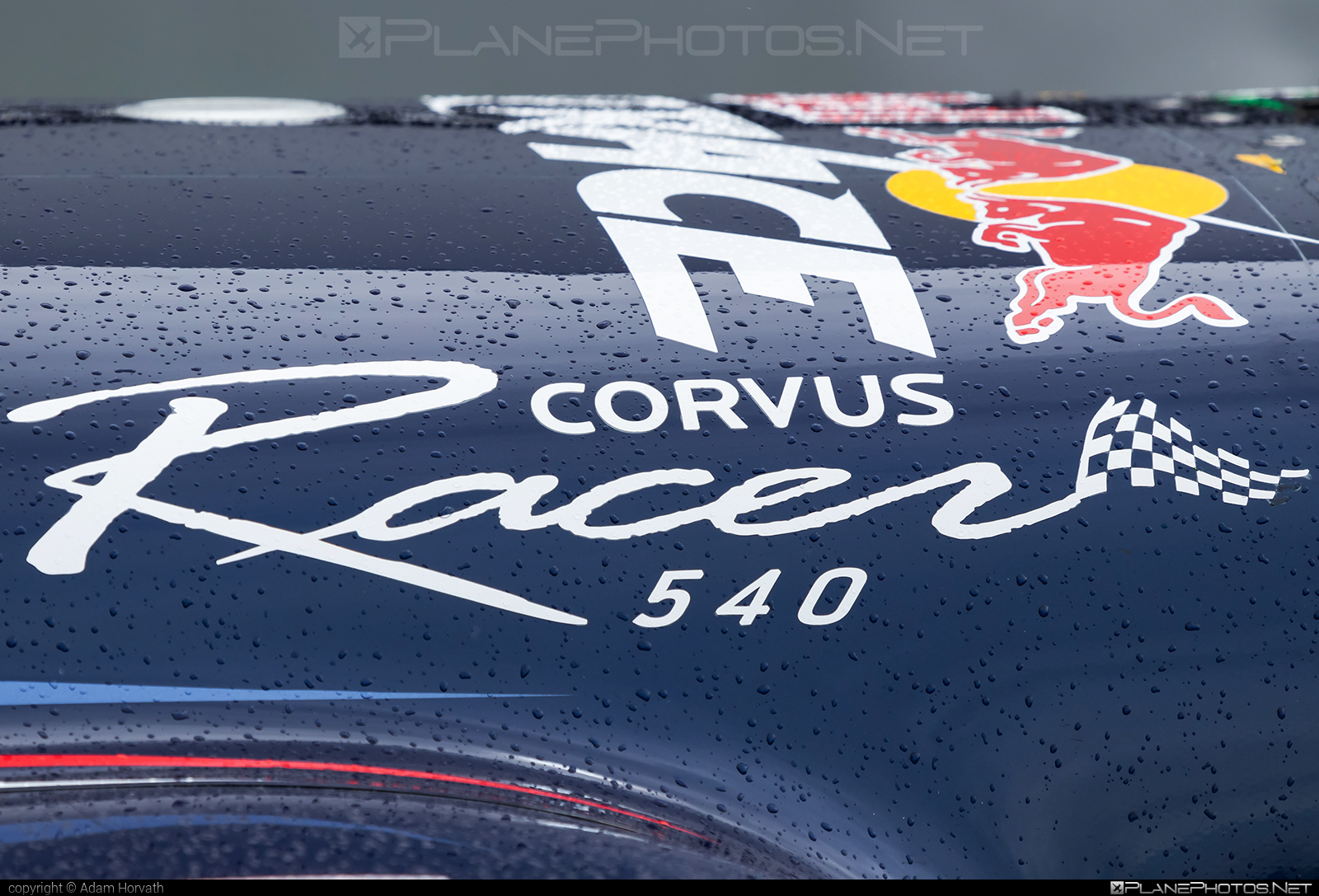 Corvus CA41 Racer - N806CR operated by Private operator #corvusaircraft #corvusracer #peterbesenyei #redbullairrace #redbullairracebalaton