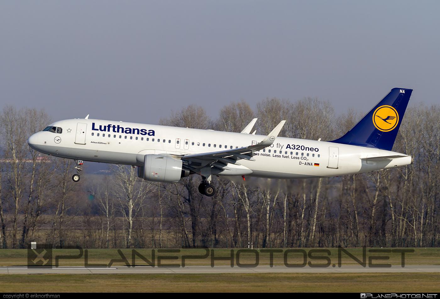 Airbus A320-271N - D-AINA operated by Lufthansa #a320 #a320family #a320neo #airbus #airbus320 #lufthansa