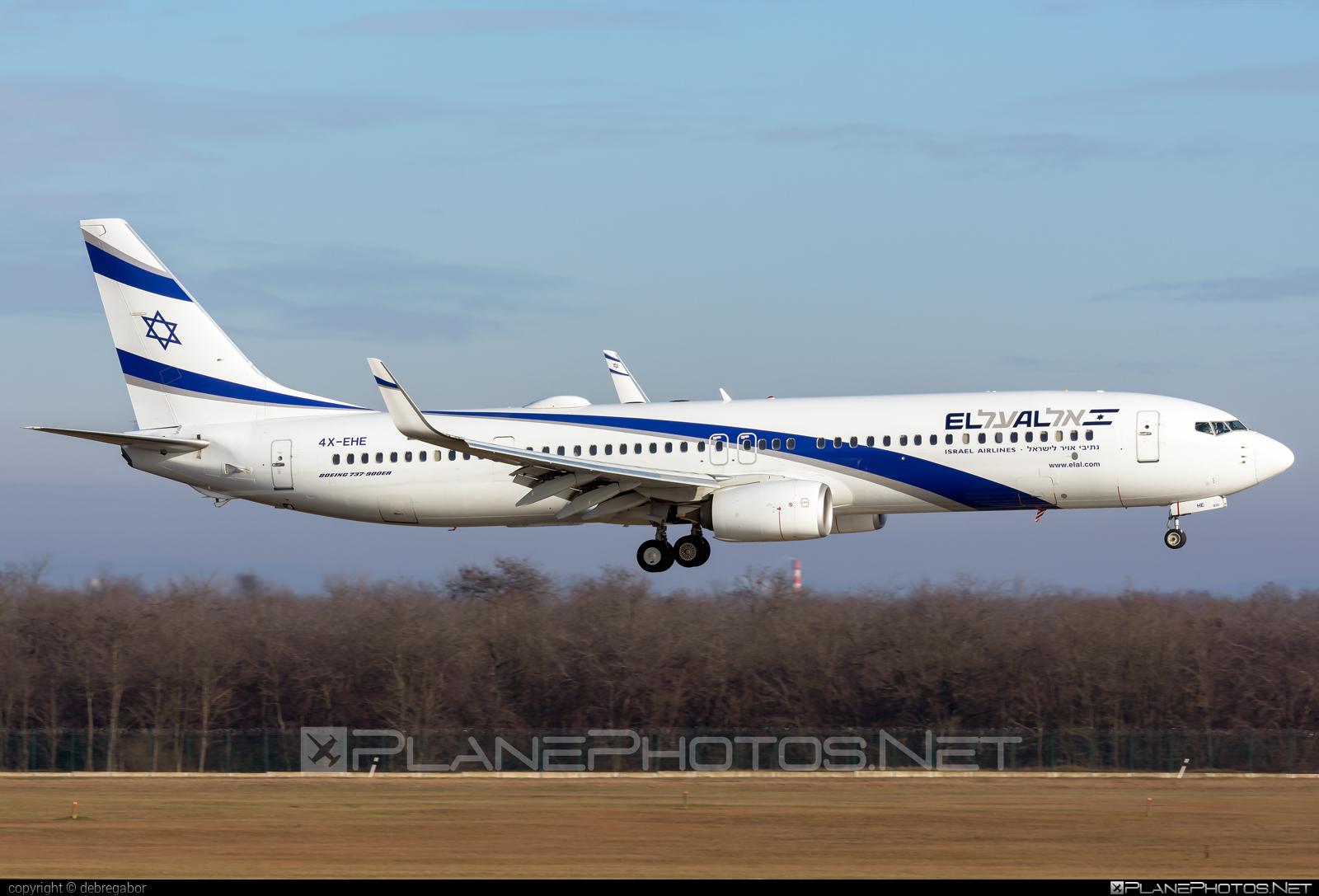 Boeing 737-900ER - 4X-EHE operated by El Al Israel Airlines #b737 #b737er #b737nextgen #b737ng #boeing #boeing737 #elal #elalisraelairlines #israelairlines
