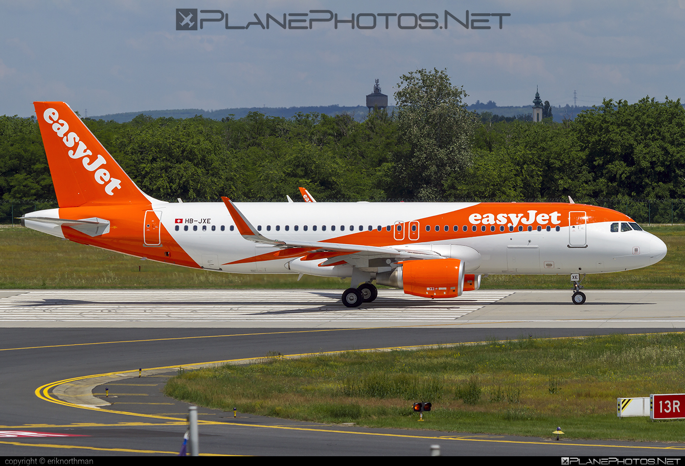 Airbus A320-214 - HB-JXE operated by easyJet Switzerland #a320 #a320family #airbus #airbus320 #easyjet #easyjetswitzerland