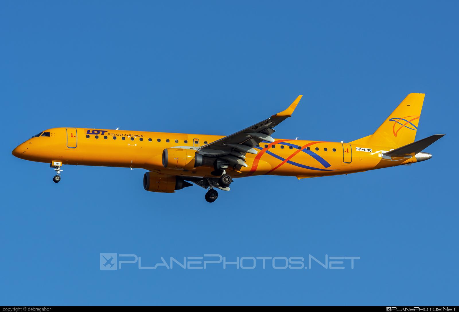 Embraer E195LR (ERJ-190-200LR) - SP-LNO operated by LOT Polish Airlines #e190 #e190200 #e190200lr #e195lr #embraer #embraer190200lr #embraer195 #embraer195lr #lot #lotpolishairlines