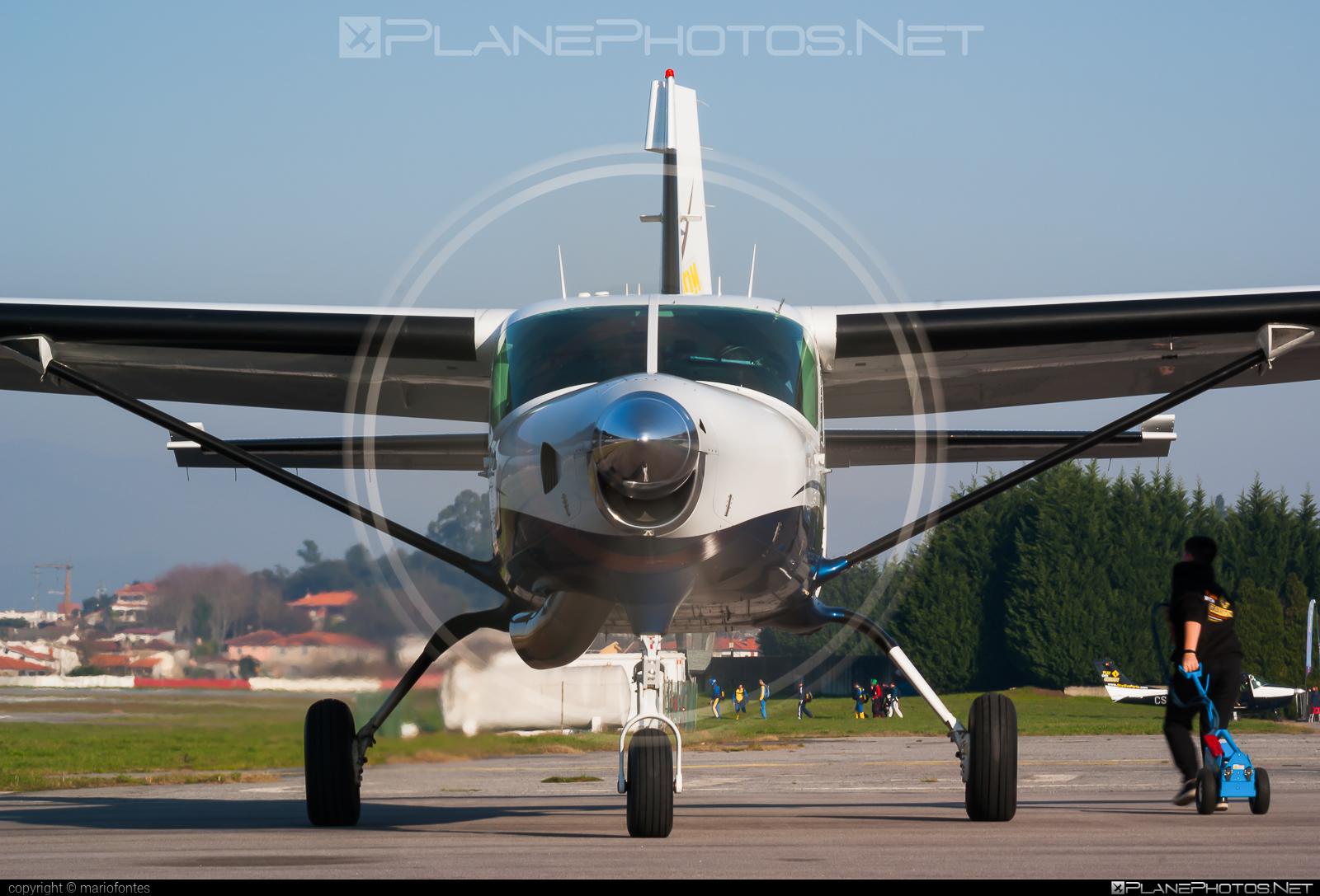 Cessna 208 Caravan I - D-FILL operated by Paranodon Fallschirmsport #cessna #cessna208 #cessna208caravan #cessna208caravani #cessnacaravan #paranodonfallschirmsport