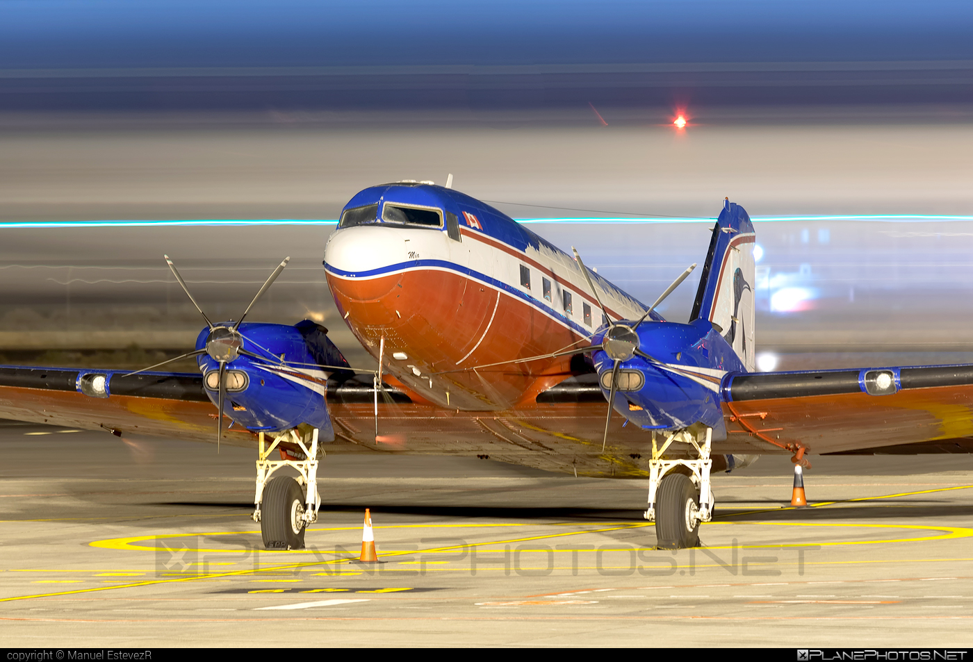 Basler BT-67 - C-GEAJ operated by ALCI Aviation #alciaviation