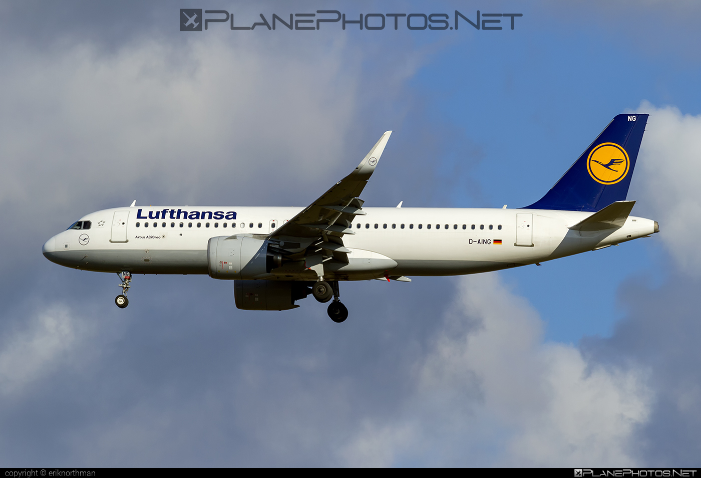 Airbus A320-271N - D-AING operated by Lufthansa #a320 #a320family #a320neo #airbus #airbus320 #lufthansa