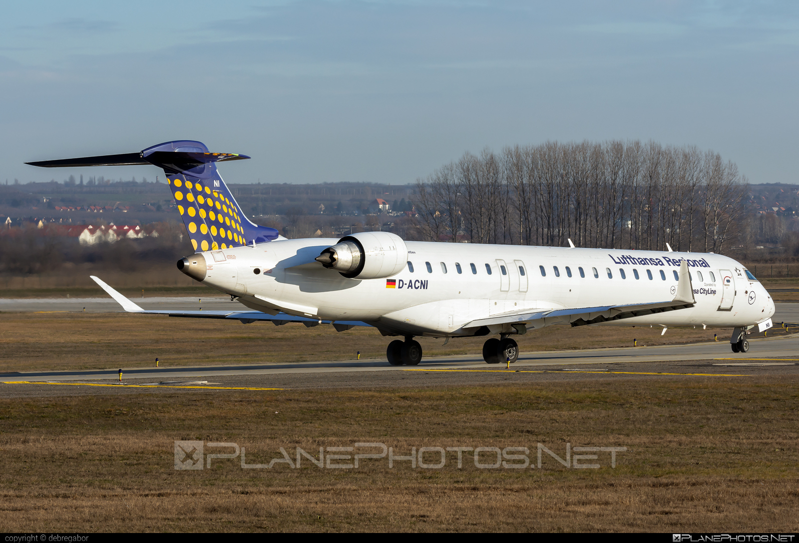 Bombardier CRJ900LR - D-ACNI operated by Lufthansa CityLine #bombardier #crj900 #crj900lr #lufthansa #lufthansacityline