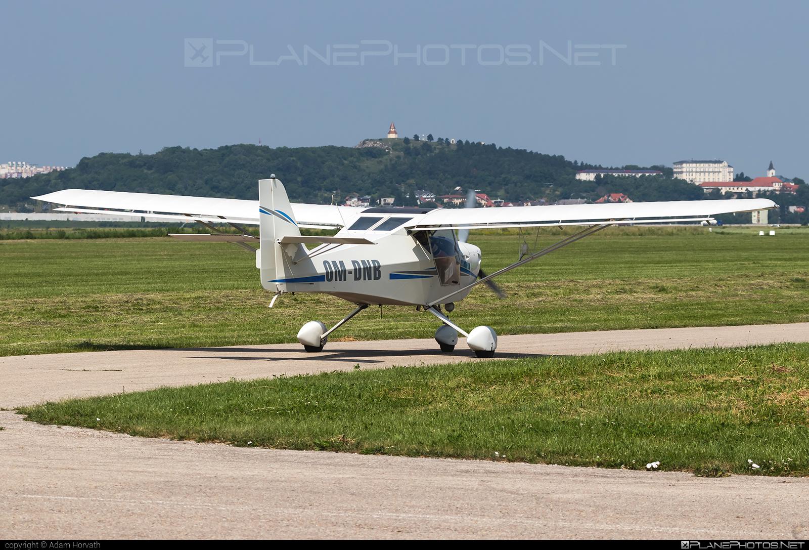 Aeropro EuroFOX 912 3K - OM-DNB operated by Private operator #eurofox #eurofox3k #fox