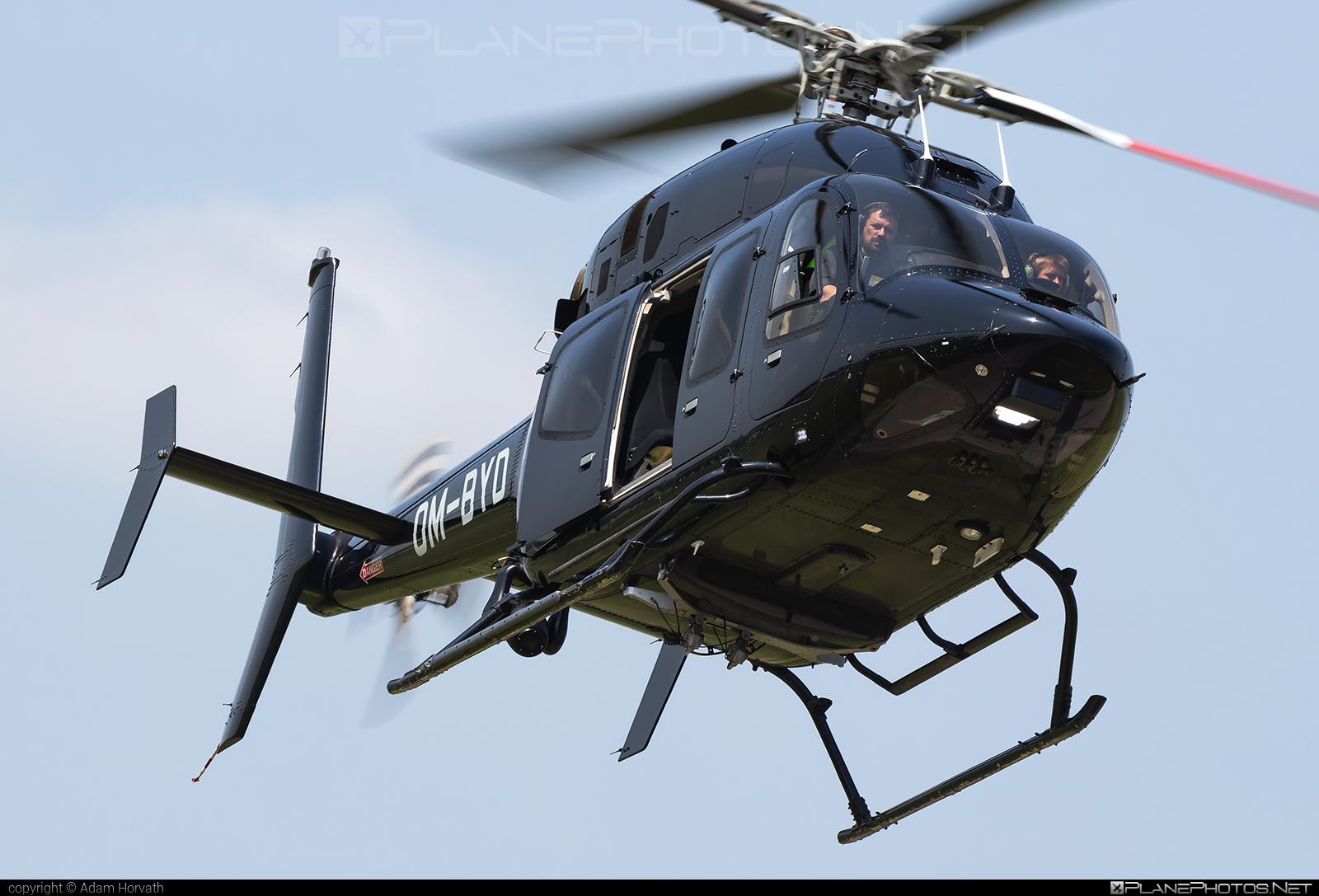 Bell 429 - OM-BYD operated by Letecký útvar MV SR (Slovak Government Flying Service) #bell #bellhelicopters