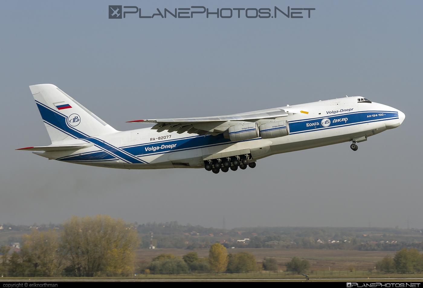 Antonov An-124-100 Ruslan - RA-82077 operated by Volga Dnepr Airlines #an124 #an124100 #antonov #antonov124 #ruslan