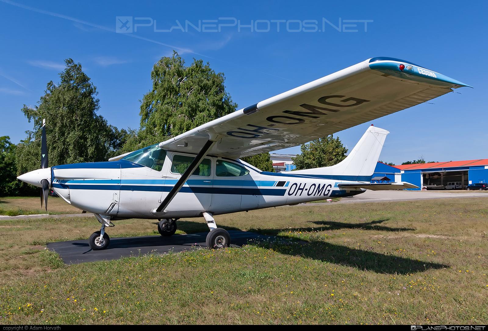 Cessna 182Q Skylane - OH-OMG operated by Oulu Skydive Center #cessna #cessna182 #cessna182q #cessna182qskylane #cessna182skylane #cessnaskylane #ouluskydivecenter