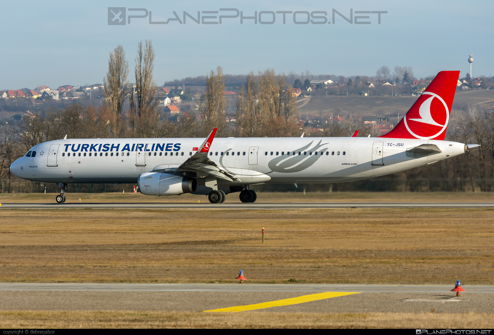 Airbus A321-231 - TC-JSU operated by Turkish Airlines #a320family #a321 #airbus #airbus321 #turkishairlines