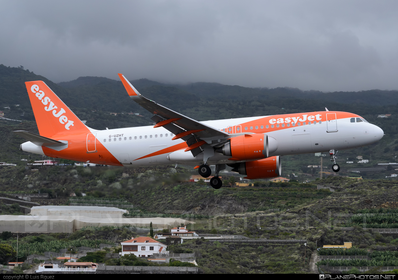 Airbus A320-251N - G-UZHT operated by easyJet #a320 #a320family #a320neo #airbus #airbus320 #easyjet