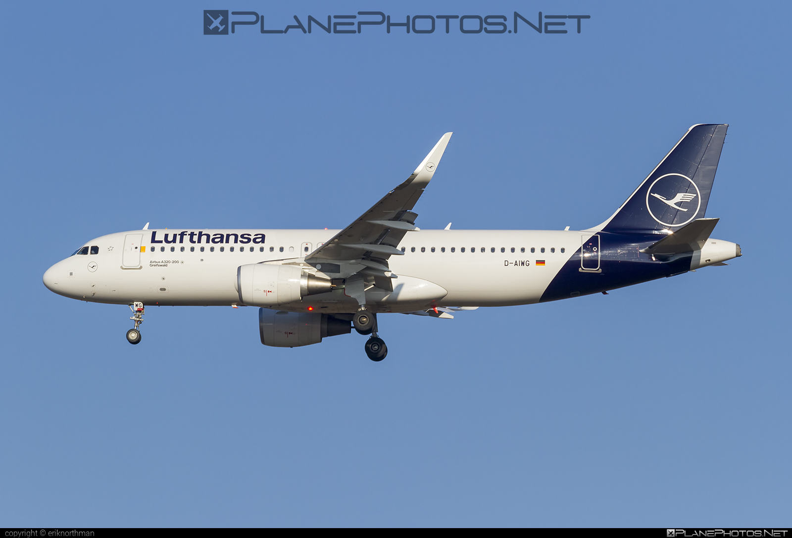 Airbus A320-214 - D-AIWG operated by Lufthansa #a320 #a320family #airbus #airbus320 #lufthansa