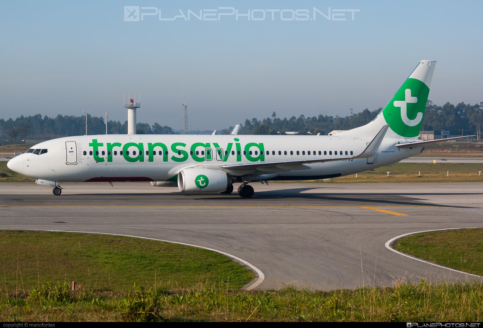 Boeing 737-800 - F-HTVJ operated by Transavia France #b737 #b737nextgen #b737ng #boeing #boeing737