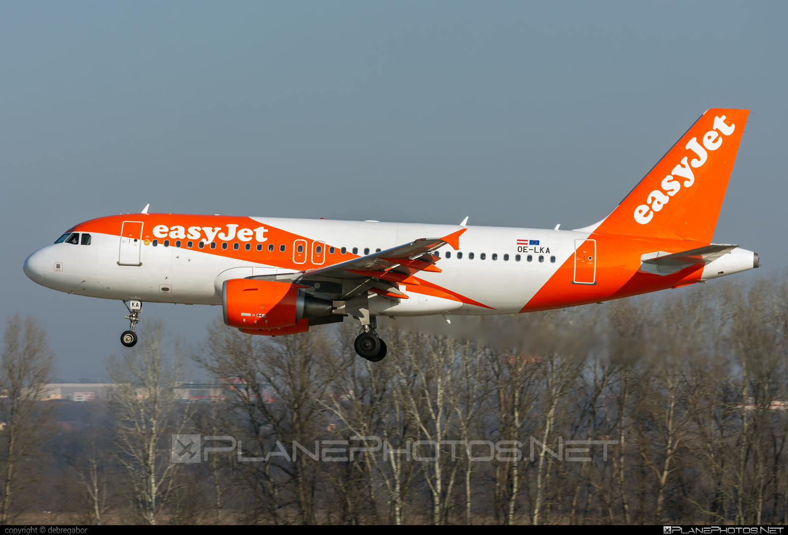 Airbus A319-111 - OE-LKA operated by easyJet Europe #a319 #a320family #airbus #airbus319 #easyjet #easyjeteurope