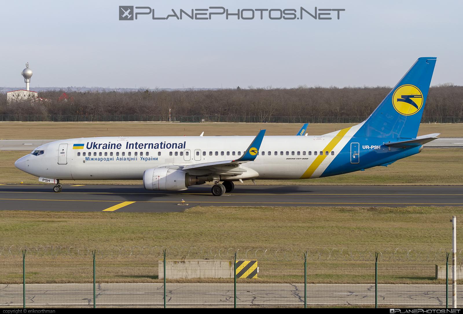 Boeing 737-800 - UR-PSH operated by Ukraine International Airlines #b737 #b737nextgen #b737ng #boeing #boeing737 #uia #ukraineinternationalairlines