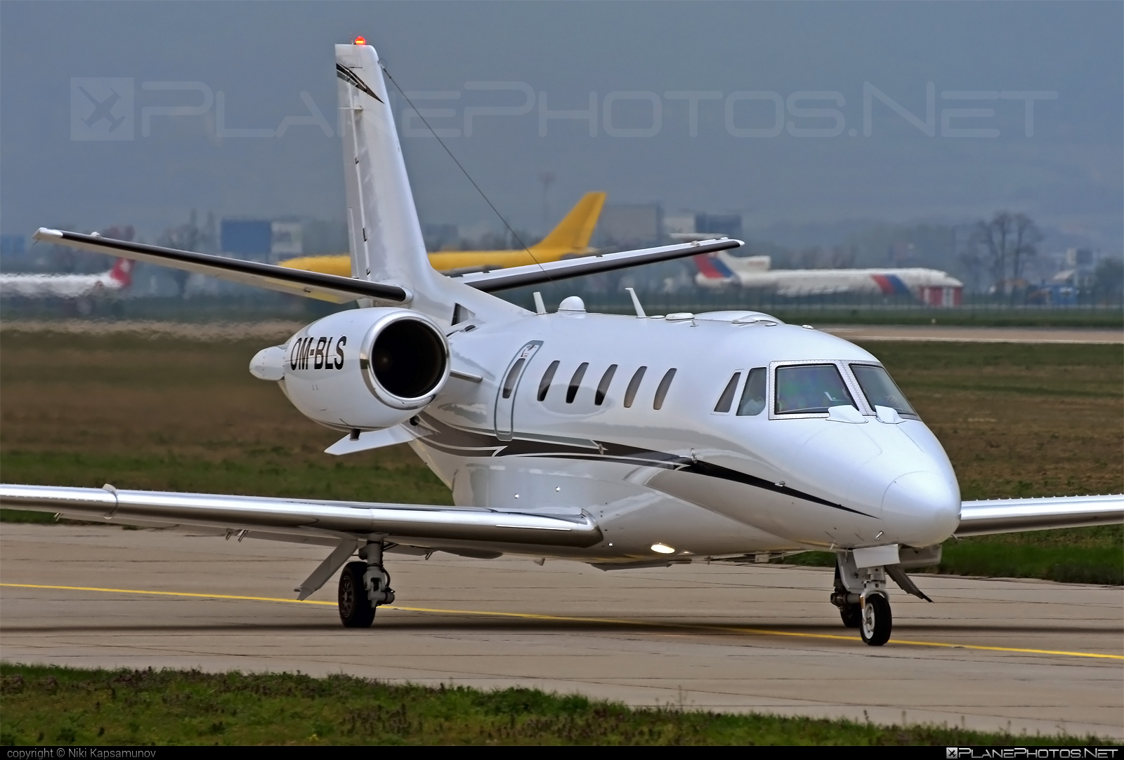 Cessna 560XL Citation Excel - OM-BLS operated by Elite Jet #cessna #cessna560 #cessna560citation #cessna560xl #cessna560xlcitationexcel #cessnacitation #citationexcel