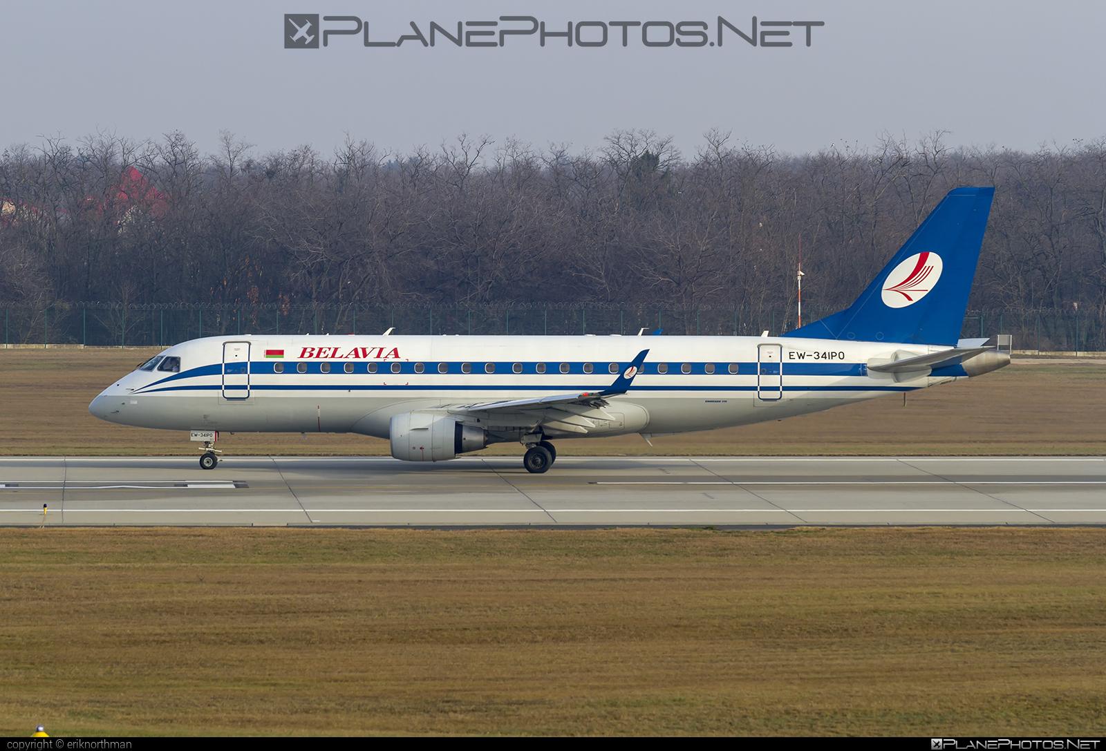 Embraer E175LR (ERJ-170-200LR) - EW-341PO operated by Belavia Belarusian Airlines #belavia #e175 #embraer #embraer175 #embraer175lr #erj170200 #erj170200lr #erj175 #erj175lr