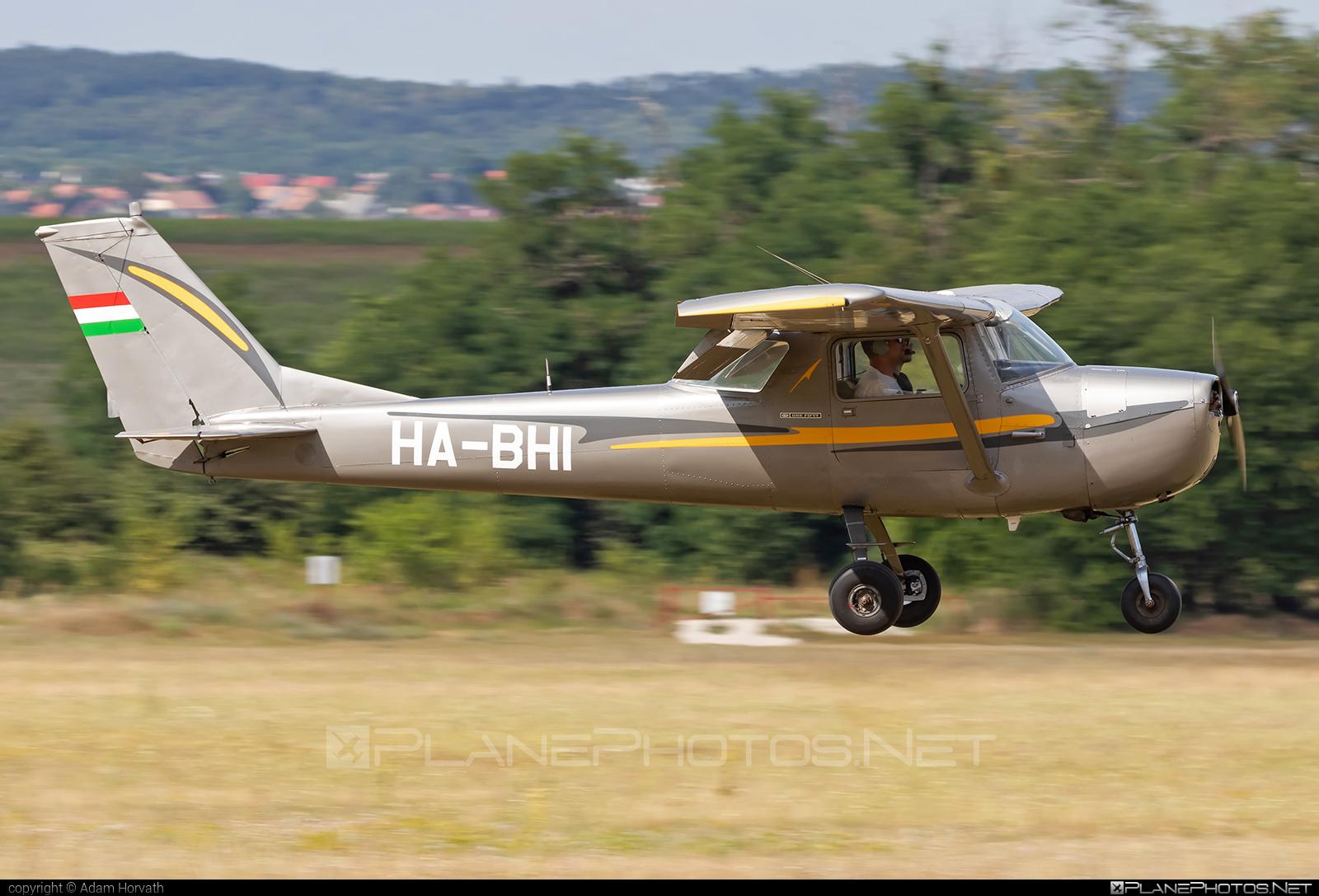 Reims F150J - HA-BHI operated by Private operator #cessna150 #f150j #reims #reims150 #reimsf150 #reimsf150j