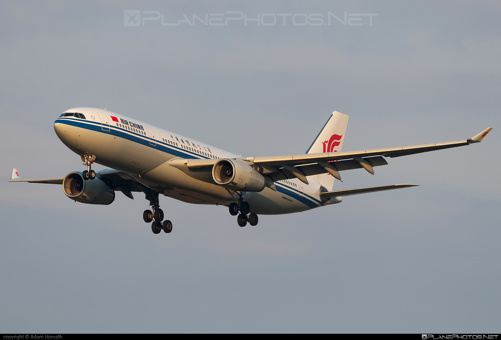 Airbus A330-243 - B-6505 operated by Air China #a330 #a330family #airbus #airbus330 #airchina