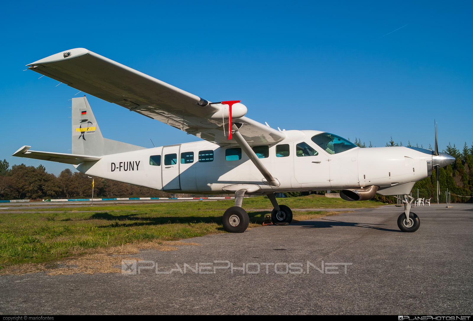 Cessna 208B Grand Caravan - D-FUNY operated by Private operator #cessna #cessna208 #cessna208b #cessna208caravan #cessna208grandcaravan #cessnacaravan #cessnagrandcaravan