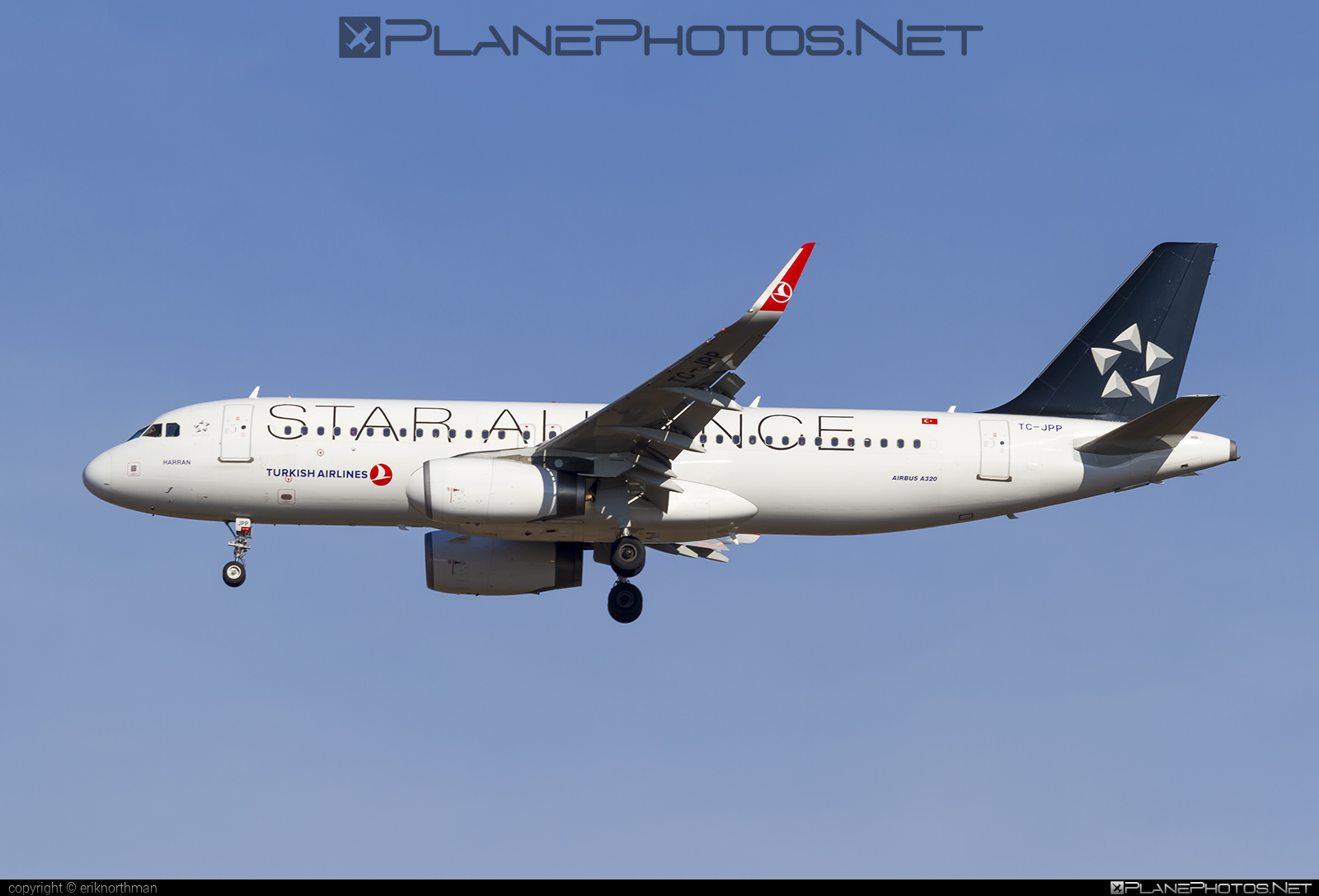 Airbus A320-232 - TC-JPP operated by Turkish Airlines #a320 #a320family #airbus #airbus320 #turkishairlines